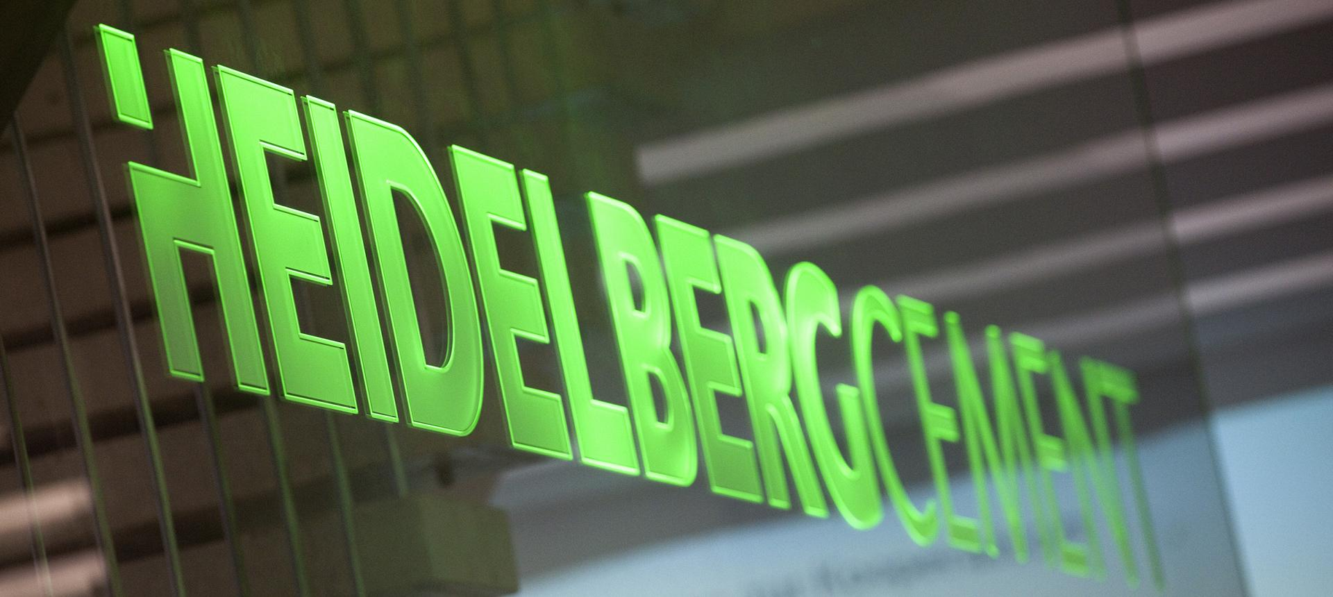 HeidelbergCement HQ.
